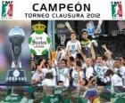 Club Santos Laguna, campeón Clausura México 2012