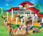 Granja Playmobil