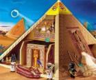 Piramide Egipto Playmobil