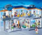 Clínica Playmobil