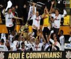 Corinthians / Timão, Campeón Copa Libertadores 2012