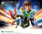 Ben 10 Ultimate Alien Cosmica destrucción