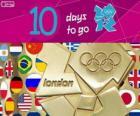 10 días para Londres 2012