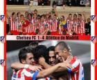 Atlético de Madrid Campeón Supercopa de la UEFA 2012