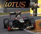 Kimi Raikkonen - Lotus - Gran Premio de Belgica 2012, 3º Clasificado