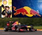 Sebastian Vettel - Red Bull - Gran Premio de Belgica 2012, 2º Clasificado
