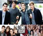 Big Time Rush es una Boy band estadounidense