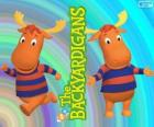 Tyrone, Los Backyardigans