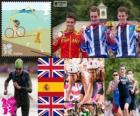 Triatlón masculino LDN 2012