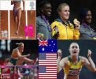100 m vallas femenino LDN12