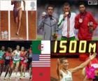 Atletismo 1.500m masc LDN12