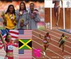 Atletismo 200m fem LDN12