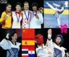 Taekwondo - 49kg fem LDN12