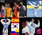 Taekwondo - 58kg masc LDN12