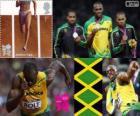Atletismo 200 m masc LDN12