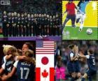 Fútbol femenino Londres 12