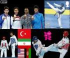 Taekwondo - 68kg masc LDN12