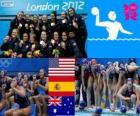 Waterpolo femenino LDN 2012