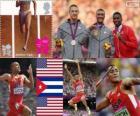 Atletismo decatlón LDN 12