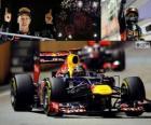Vettel G.P Singapur 2012