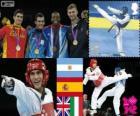 Taekwondo -80kg masc LDN12