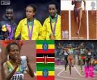 5.000m femeninos Londres 12