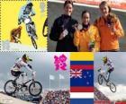 BMX femenino Londres 2012