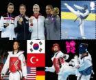 Taekwondo -67kg femen LDN12