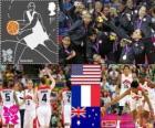 Baloncesto femenino LDN 12