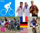 Ciclismo montaña feme LDN12