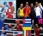 Boxeo -64kg masc Londres 12