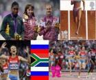 Atletismo 800m fem. LDN12