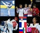 Taekwondo más 67kg femLDN12