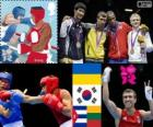 Boxeo -60kg masculino LDN12