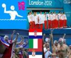 Waterpolo masculino LDN2012