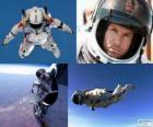 Felix Baumgartner salto estratosfera