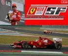 Fernando Alonso - Ferrari - Gran Premio de Corea del Sur 2012, 3er Clasificado