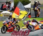 Sandro Cortese, Campeón del Mundo 2012 de Moto3™