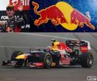 Mark Webber - Red Bull - Gran Premio de la India 2012, 3er Clasificado