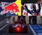 Sebastian Vettel - Red Bull - Gran Premio de Abu Dhabi 2012, 3er Clasificado