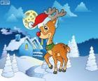 Rodolfo, el reno de nariz roja