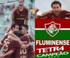 Fluminense Football Club Campeón del Campeonato Brasileño 2012