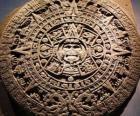 Calendario místico azteca