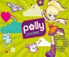 Polly Pocket con sus mascotas