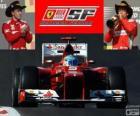 Fernando Alonso - Ferrari - Gran Premio de Estados Unidos 2012, 3er Clasificado