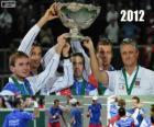 República Checa, campeón de la Copa Davis 2012