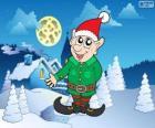 Duende de Santa Claus