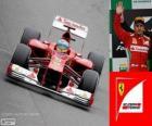 Fernando Alonso - Ferrari - Gran Premio de Brasil 2012, 2º Clasificado