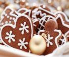 Galletas de Navidad de formas variadas