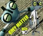 Materia Gris o Grey Matter, Ben 10